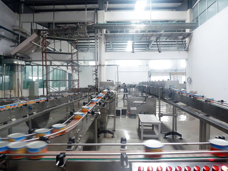 Milk / Coffee / Can Production Line